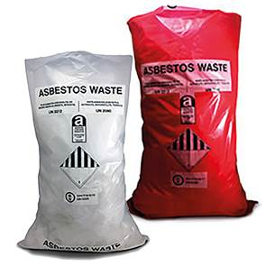 view Asbestos Bags products