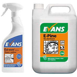 view Cleaning Chemicals products