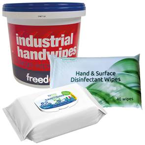 view Wipes products