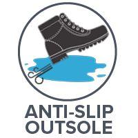 Anti Slip Outsole