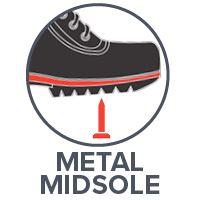 Metal Midsole