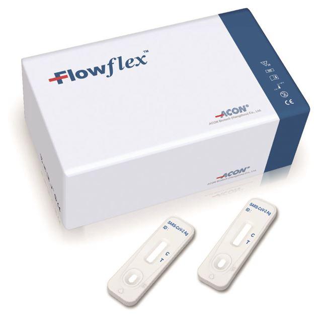 Flowflex antigen test kit (x25)