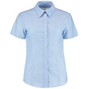 Ladies Classic Short Sleeve Oxford Shirt