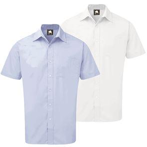 Men's Business Short Sleeve Shirt