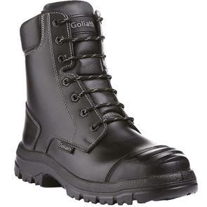 Groundmaster Zip-Up Mid Leg Boot