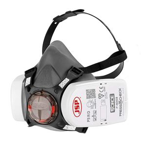 PressToCheck™ Half Face Mask with Filters