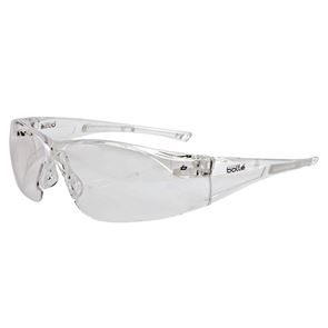 Clear Rush Safety Spectacles