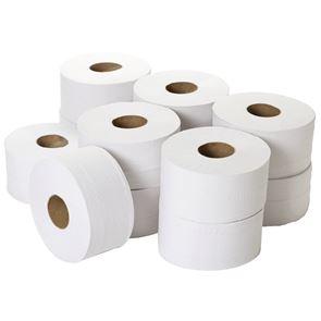 Mini Jumbo Toilet Rolls (x12)