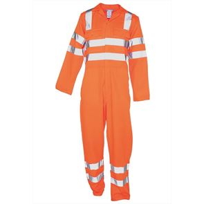 High Visibility Polycotton Overall