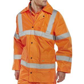 Lightweight Hi-Vis Jacket