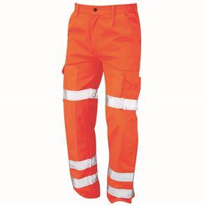 Hi-Vis Ballistic Trouser