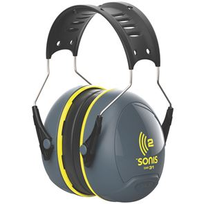 Sonis® 2 Helmet Mounted Ear Defenders