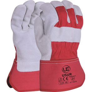 Standard Chrome Rigger Glove