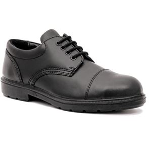 Lavoro Leather Lined Gibson Safety Shoe