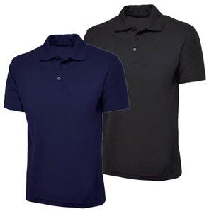 Polycotton Polo Shirt