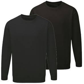 Heavyweight Polycotton Sweatshirt