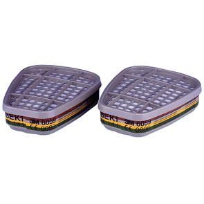 9 A1 B1 E1 K1 Gas Vapour Filters x2