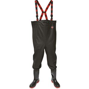 Safety Heavy Duty Chest Wader with Midsole