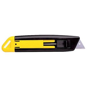 Retractable Left Handed Safety Knife