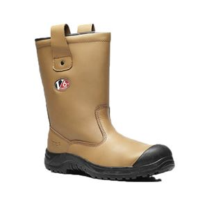 Safety Fur Lined Rigger Boot