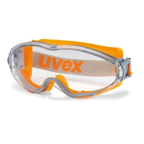 Clear Ultrasonic Clear Safety Goggle