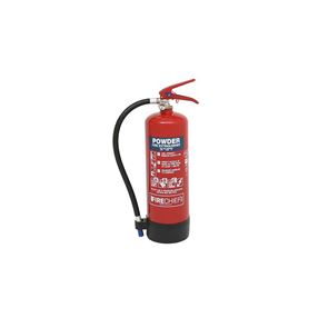 Powder Extinguisher 4kg