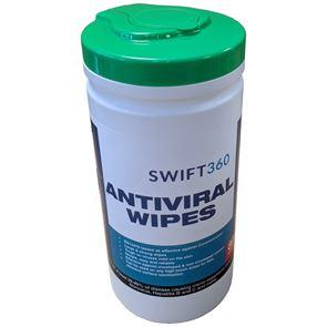 Alcohol-Free Surface Sanitiser Wipes (x80)