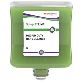 Lime Wash Hand Cleanser 2L (x4)