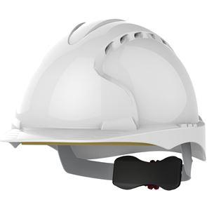 Mid-Peak Vented Helmet with Wheel Ratchet