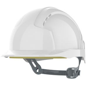 Safety Helmet with Slip Ratchet
