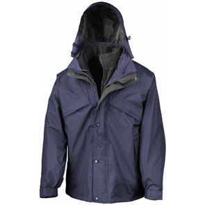3-in-1 Waterproof Men's Jacket