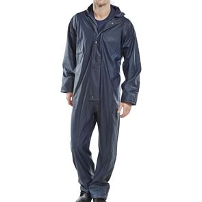 Waterproof Pu Coated Unlined Coverall