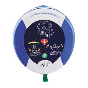 Defibrillator With CPR Advisor
