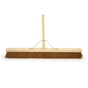 36 inch Coco Soft Broom Complete