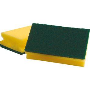 Sponge Back Scourers (x10)