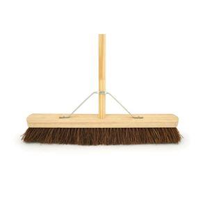 24 inch Bassine Broom Complete