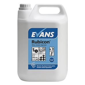 Rubicon Oil & Grease Remover 5L