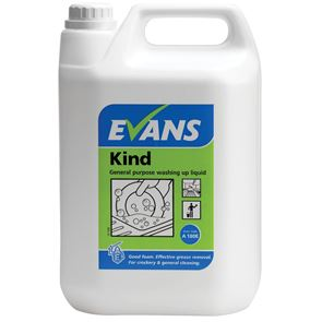 Kind Washing Up Liquid 5L