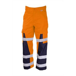 Hi Vis Ballistic Trouser