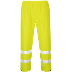 Hi-Vis Waterproof Trousers