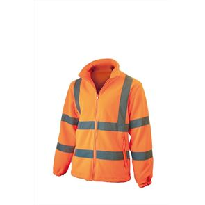 High Visibility Fleece Jacket
