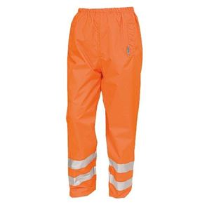High Visibility Breathable Waterproof Trousers