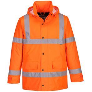High Visibility Waterproof Jacket