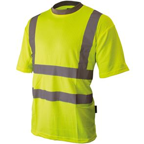 High Visibility Polycotton T-Shirt