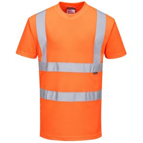 High Visibility Polyester T-Shirt