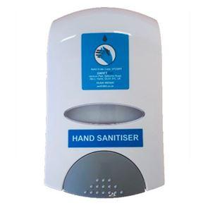Bulk Fill Sanitiser Dispenser 900ml