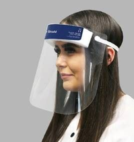 Disposable Anti-fog Face Shield