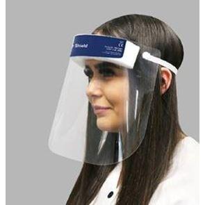 Disposable Anti-fog Face Shield