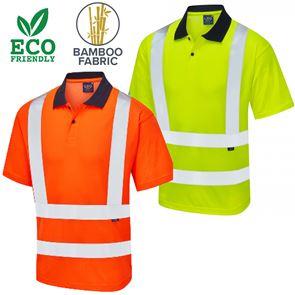 EcoViz Croyde Class 2 Polo Shirt