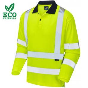 EcoViz Swimbridge Class 2 Long Sleeved Polo Shirt